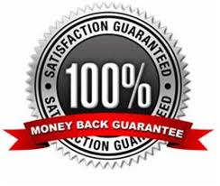 100% Customer Service Satisfaction Guarantee
