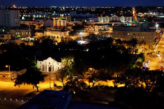 Alamo Plaza, San Antonio