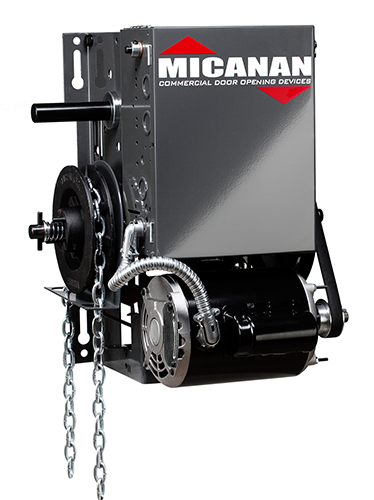 Commercial door operators and motors texas overhead