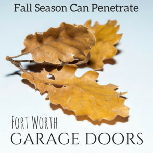 fort worth garage doors