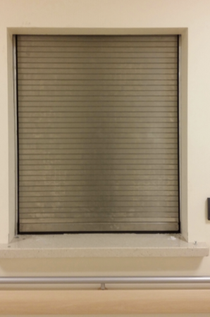 Fire Shutter Texas Overhead Door