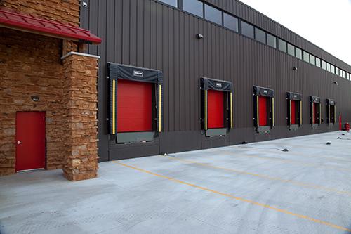 Rolling Steel Doors Industrial Steel Roll Up Doors