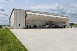 Aircraft Hangar doors from Texas Overhead Door