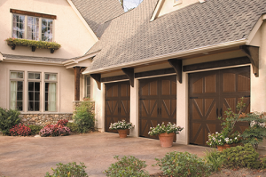 wooden garage doors Burleson texas