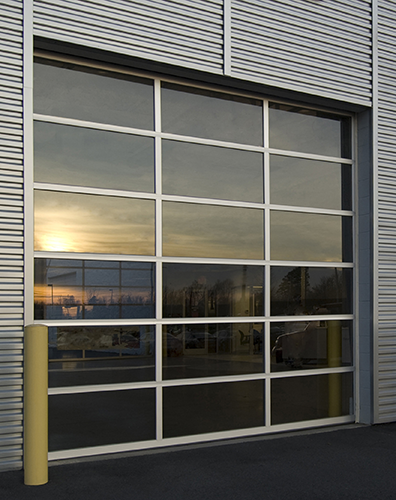 Aluminum Sectional Doors