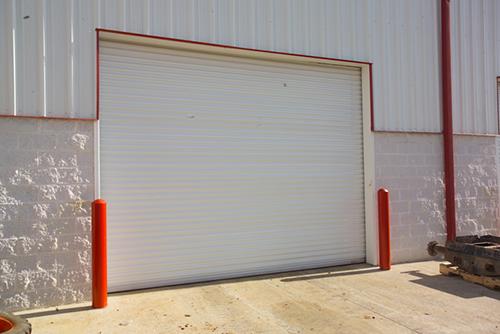 Commercial Rolling Steel Service Doors