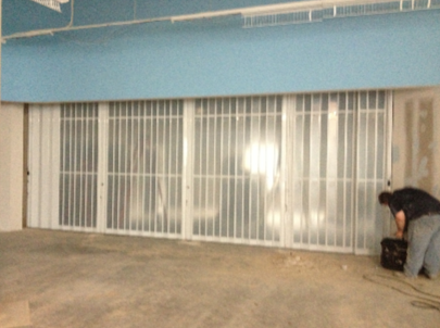 Industrial Horizontal Sliding Doors Texas Overhead Door