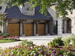 Custom Steel Garage Door