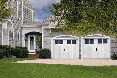 Steel Garage Doors from Texas Overhead Door