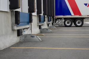 Loading Dock Vehicle Restraints from Texas Overhead Door