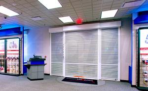 Get Your Security Shutters Protection From Texas Overhead Door
