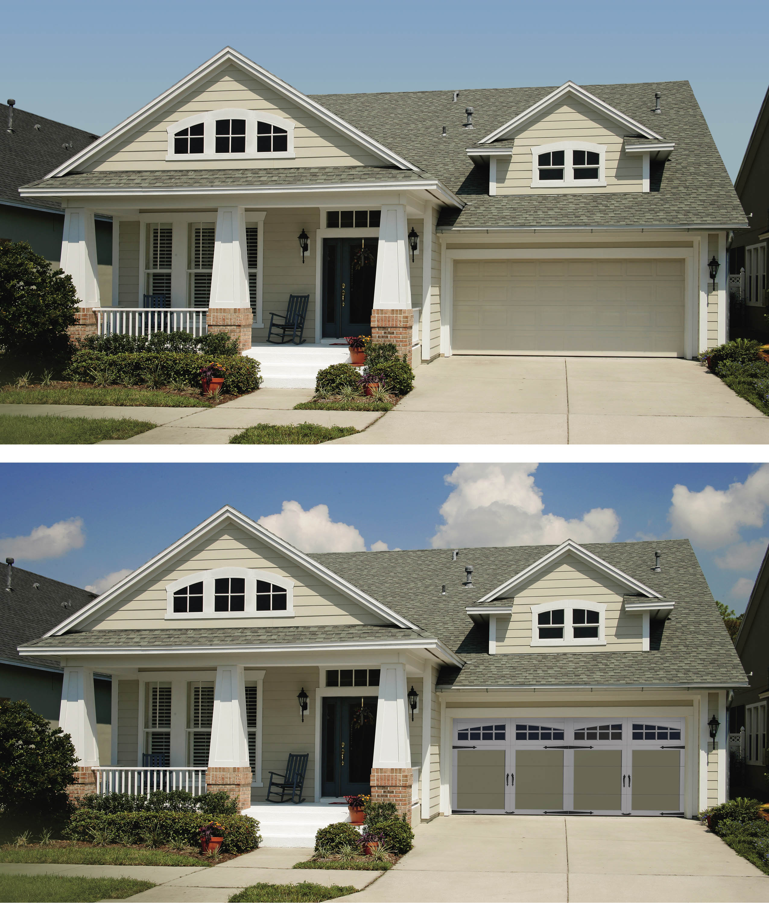 Residential Garage Door Company In Forth Worth Texas
