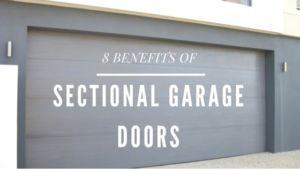 sliding up garage doors