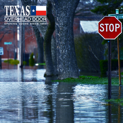 Diy Tips To Protect Your Garage From Flooding Texas