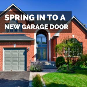 garage door replacements