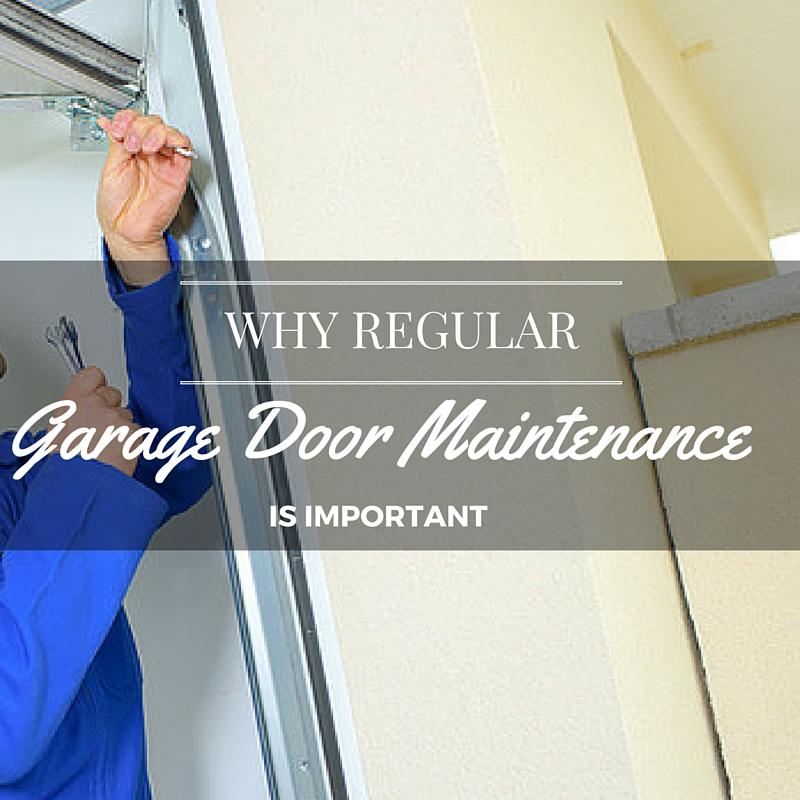 Why Regular Garage Door Maintenance Is Important Texas