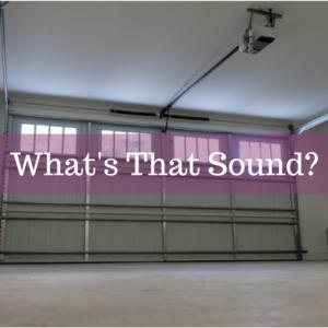 garage noise