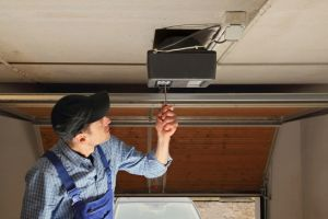 Texas Overhead Door Garage Repair