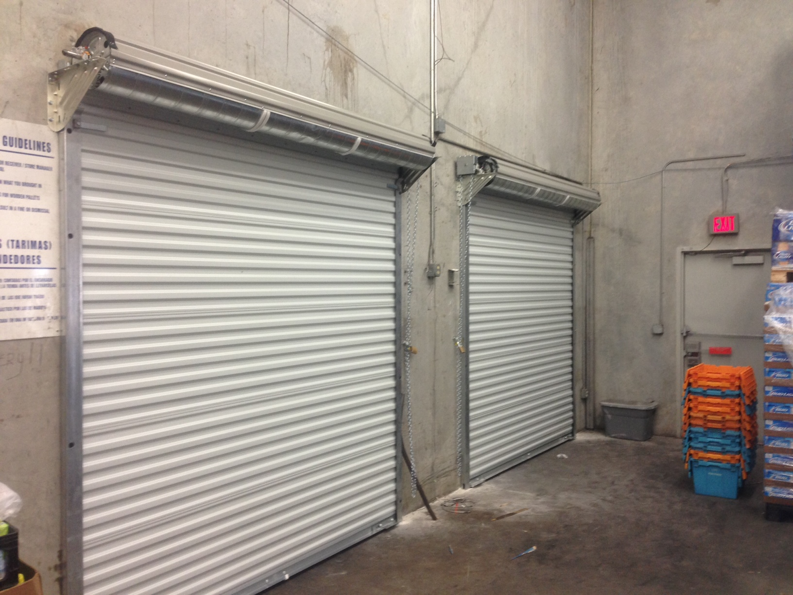 Commercial Gallery Texas Overhead Door