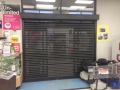 Closed Storefront Security Shutters