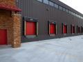 Haas Commercial Rolling Steel Texas Overhead Door
