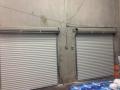 Coiling Rolling Steel Door