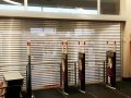 Store Front  Security Shutters