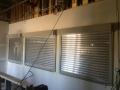 shutter install closed